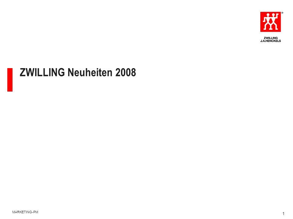 ZWILLING Neuheiten 2008