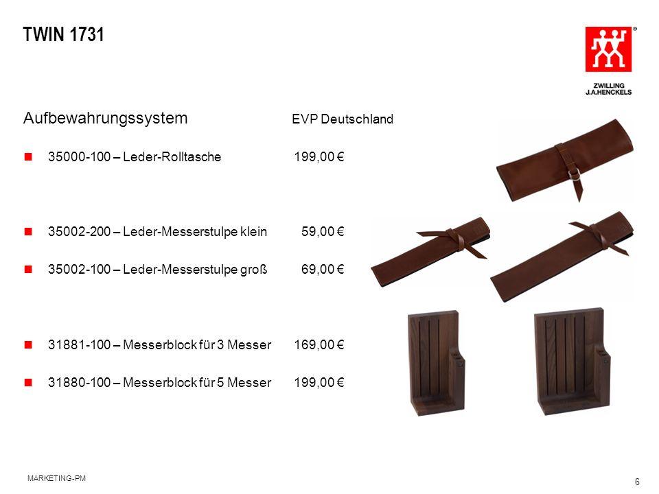 TWIN 1731 Aufbewahrungssystem EVP Deutschland