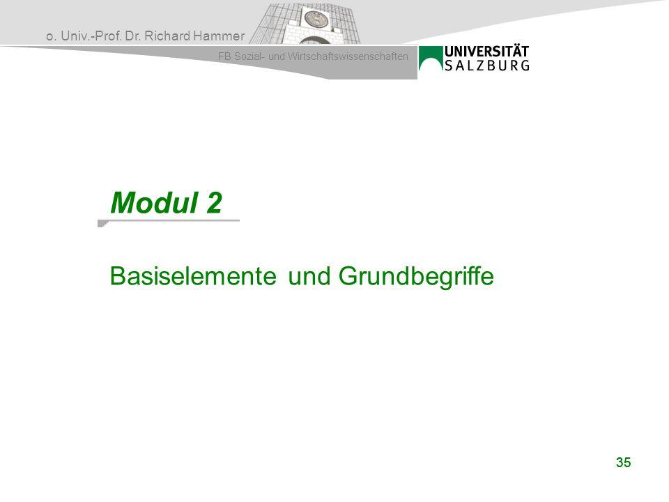 Modul 2 Basiselemente und Grundbegriffe 35 35
