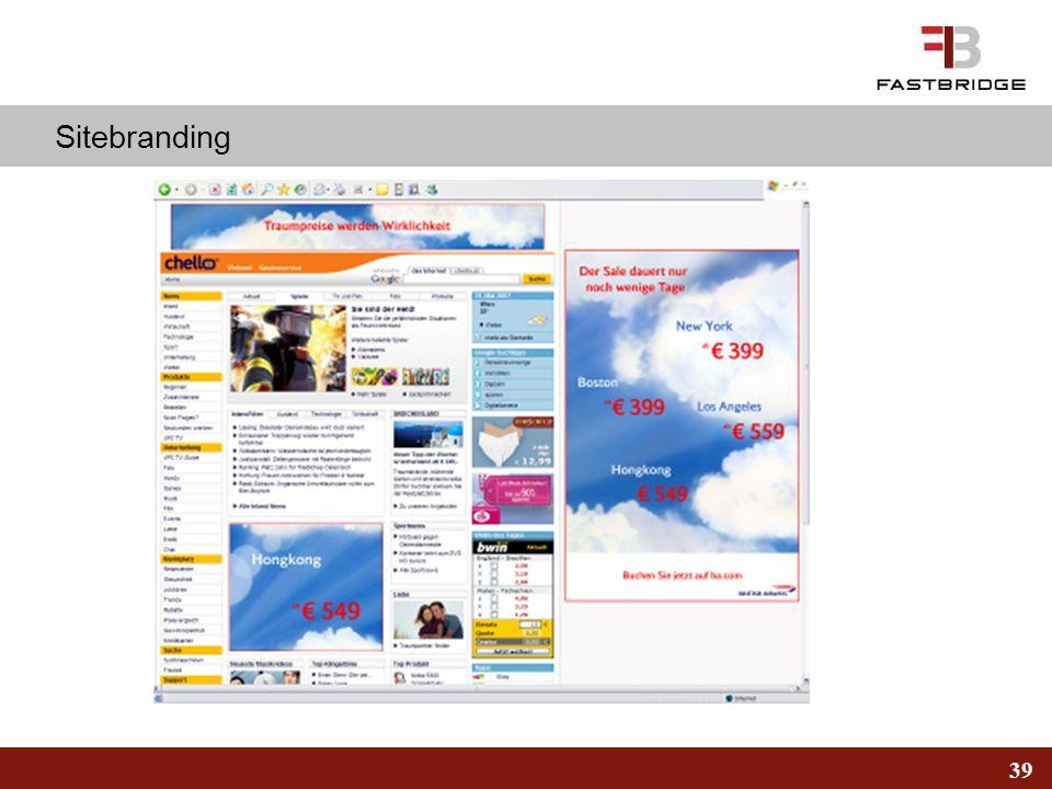 Sitebranding