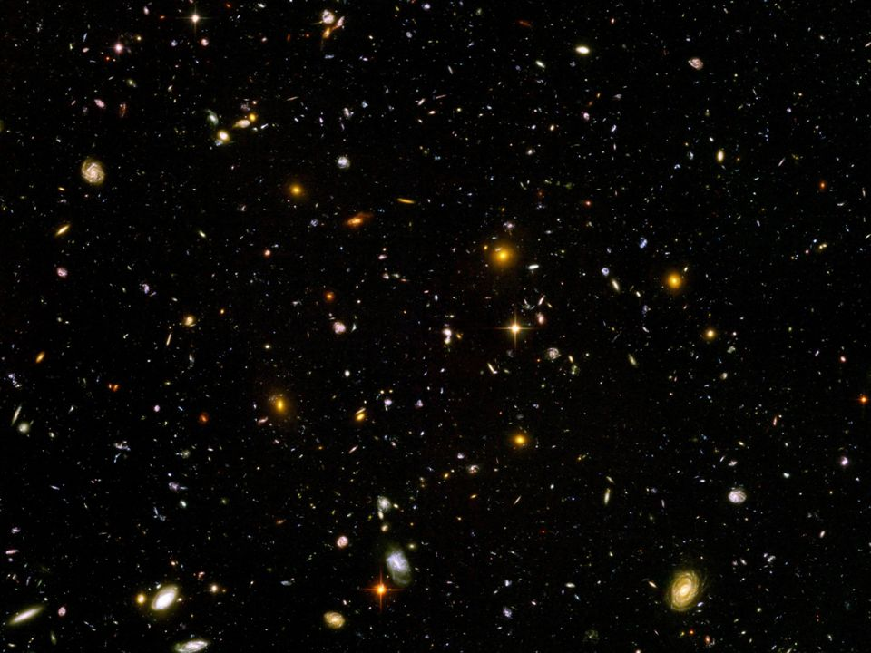 xxx Hubble Deep Field Xxx