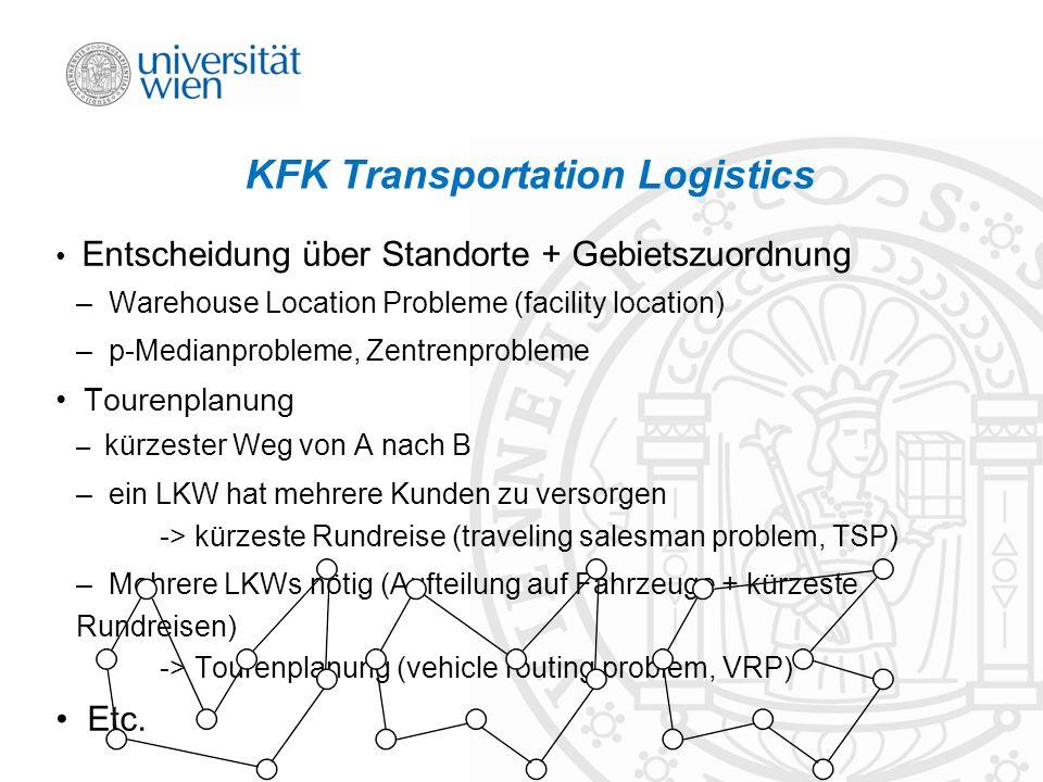 KFK Transportation Logistics
