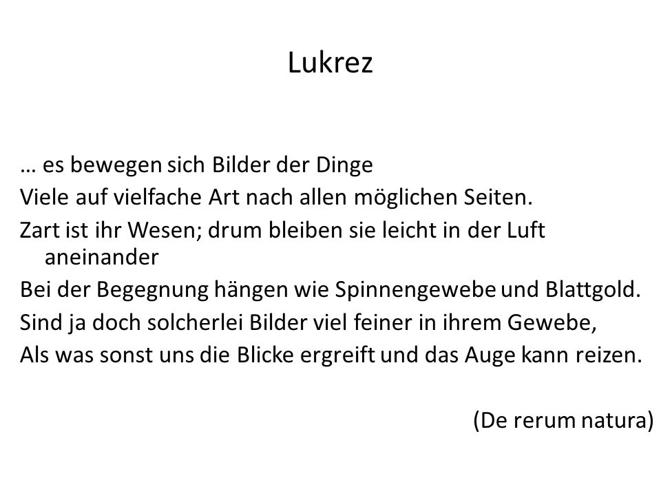 Lukrez