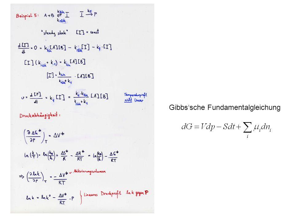 Gibbs'sche Fundamentalgleichung