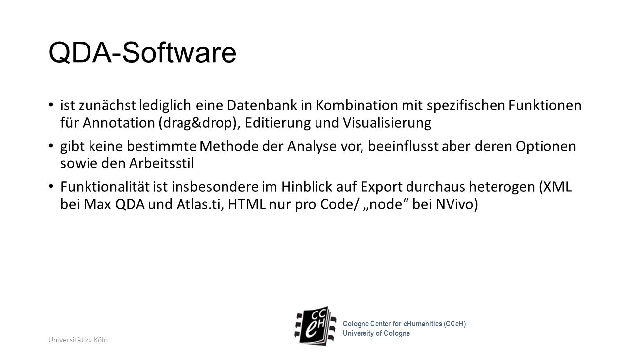 QDA-Software