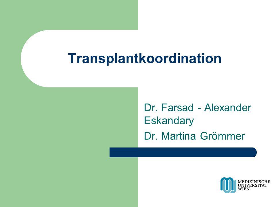 Transplantkoordination
