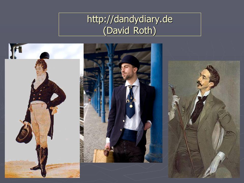 http://dandydiary.de (David Roth)