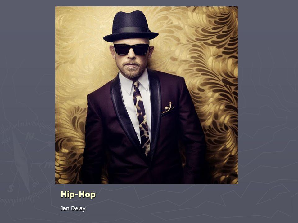 Hip-Hop Jan Delay
