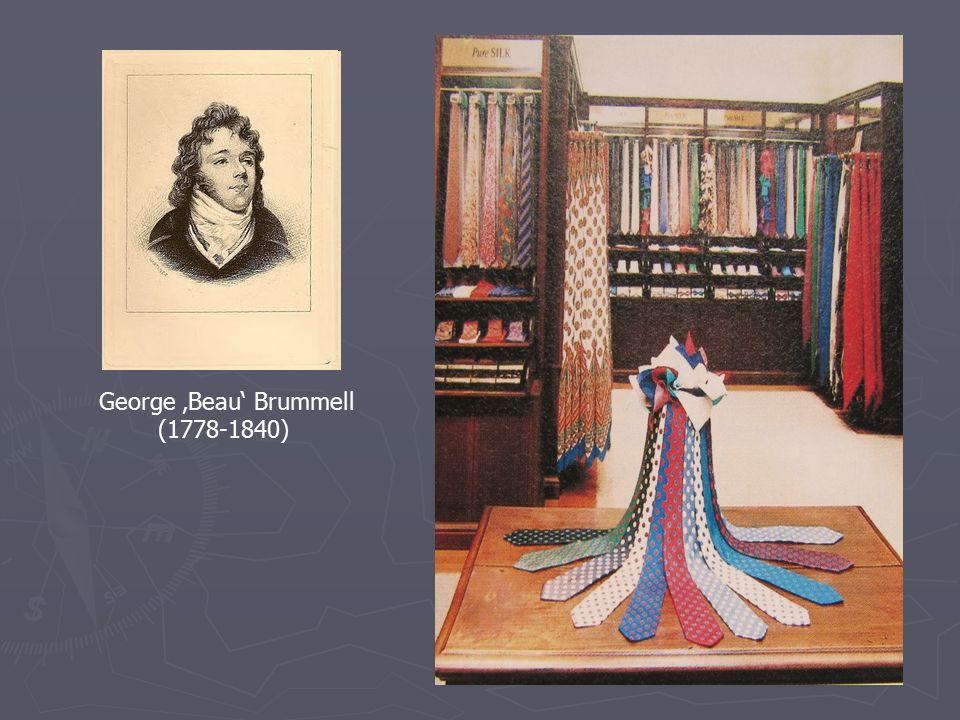 George 'Beau' Brummell