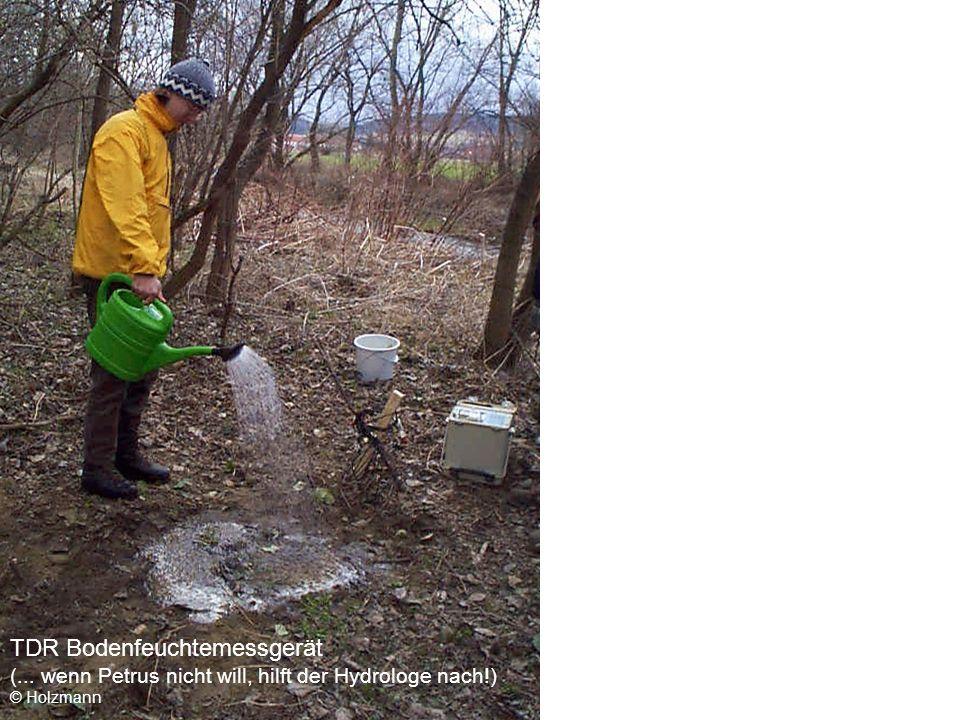 TDR Bodenfeuchtemessgerät (
