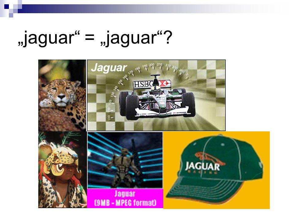 """jaguar = ""jaguar"