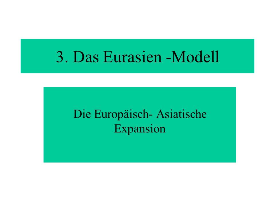Die Europäisch- Asiatische Expansion