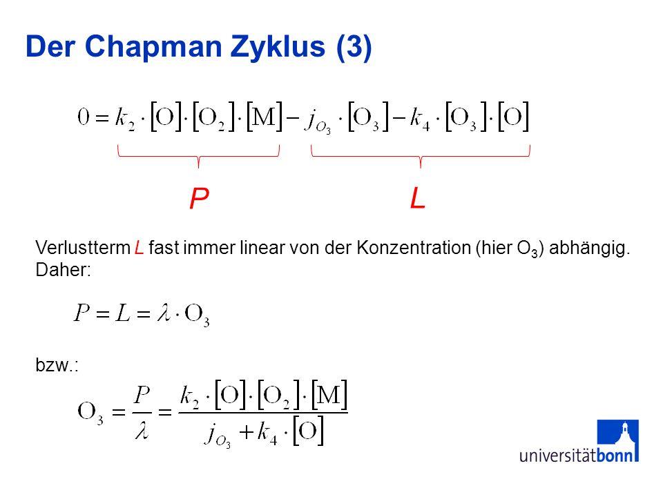 Der Chapman Zyklus (3) P L
