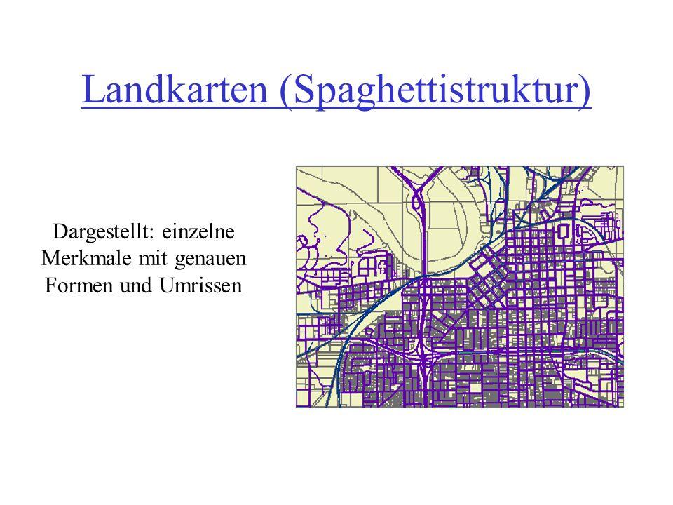 Landkarten (Spaghettistruktur)
