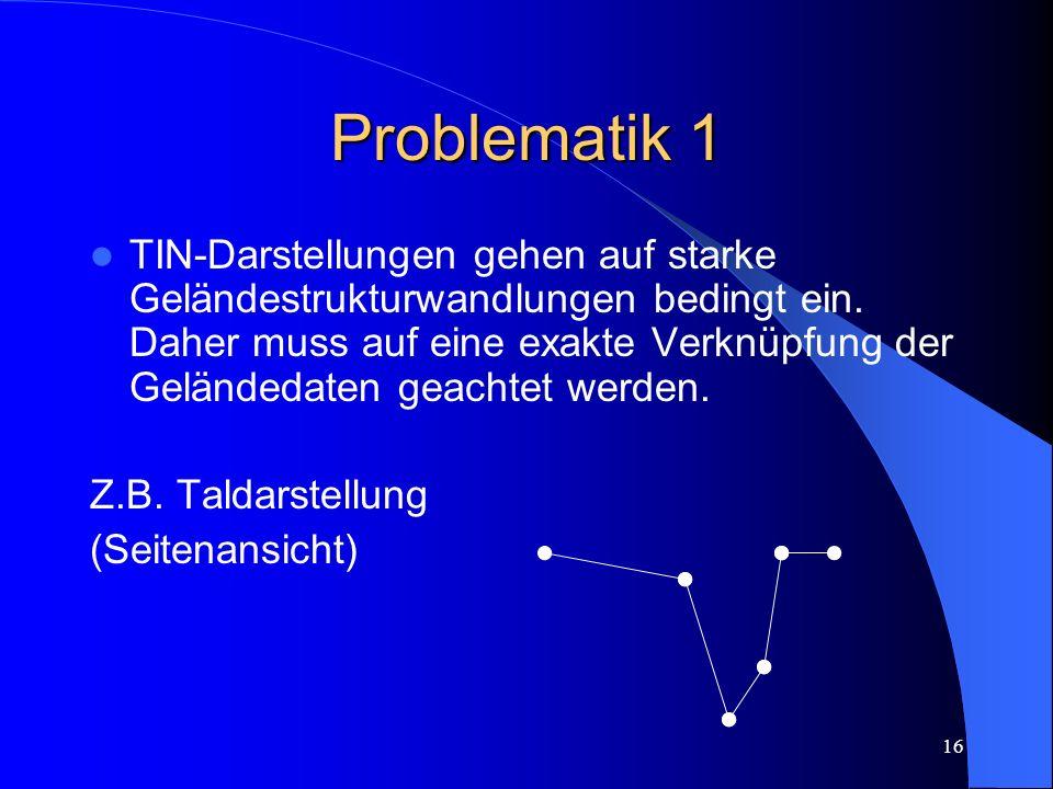Problematik 1