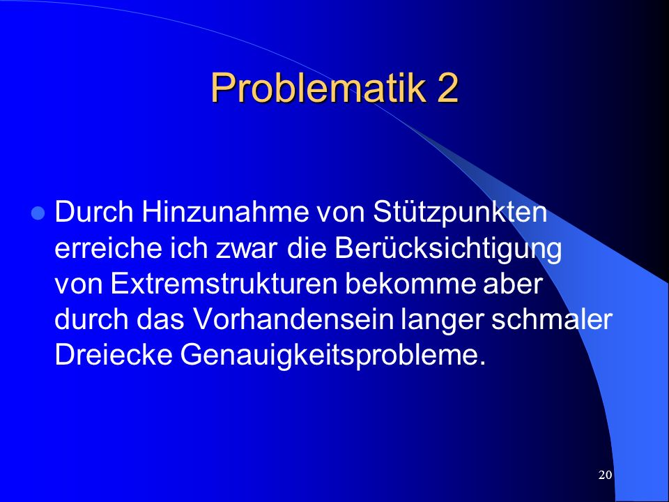 Problematik 2