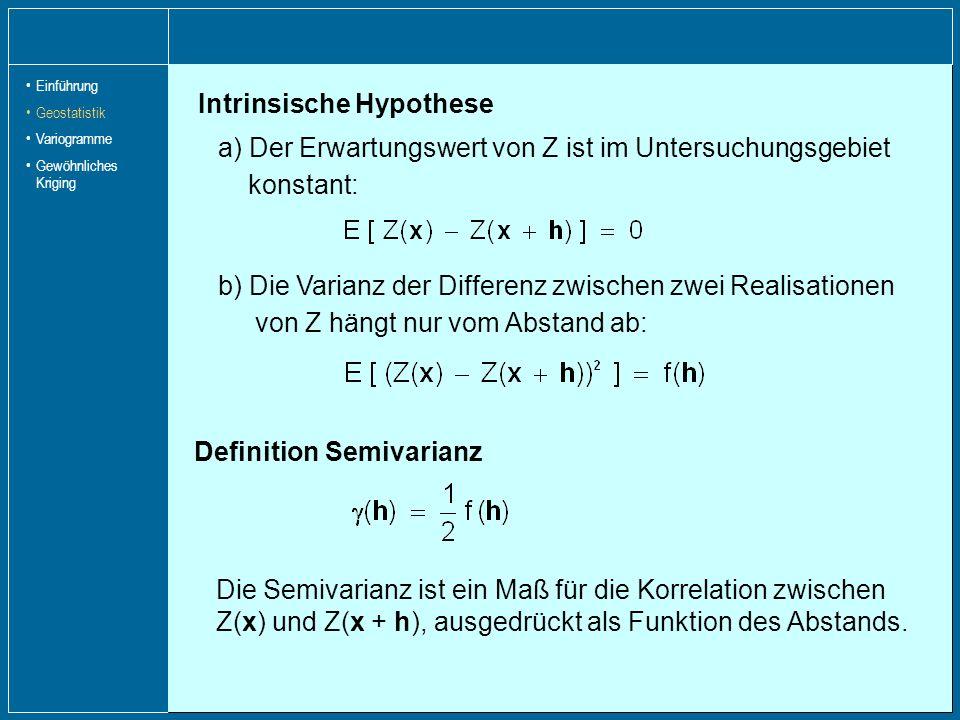 Intrinsische Hypothese