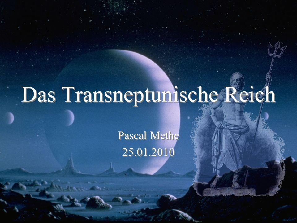Das Transneptunische Reich