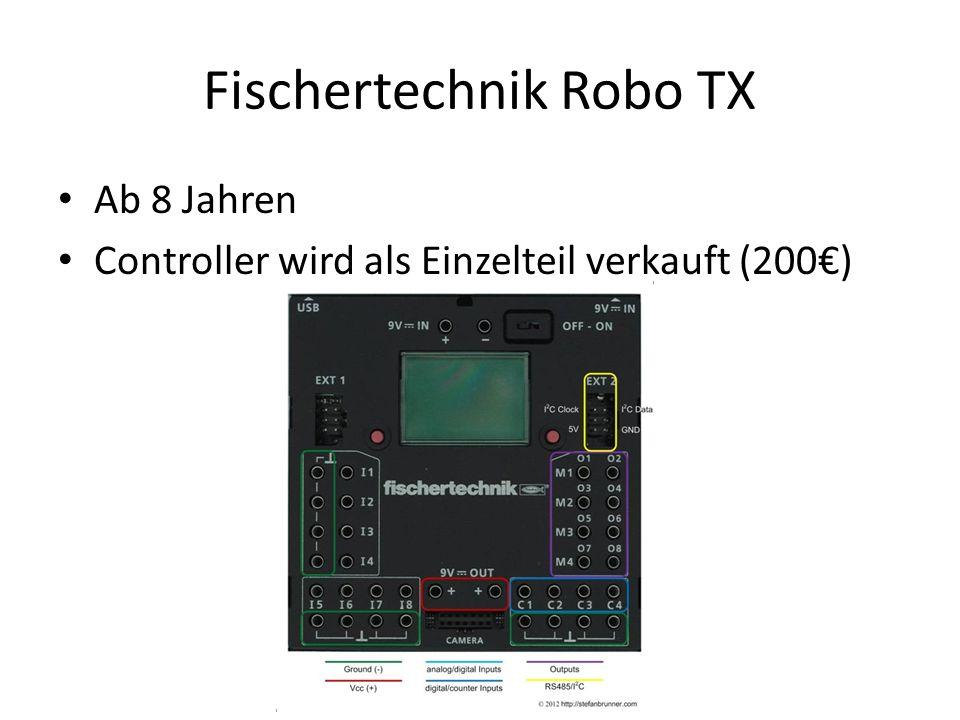 Fischertechnik Robo TX