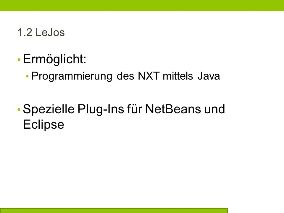 Spezielle Plug-Ins für NetBeans und Eclipse