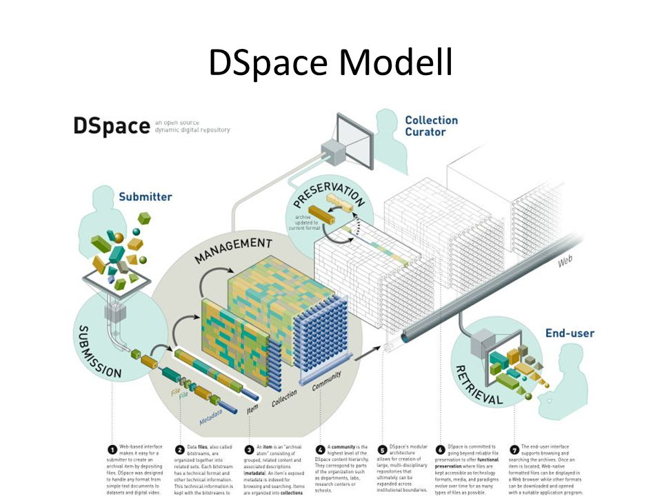 DSpace Modell