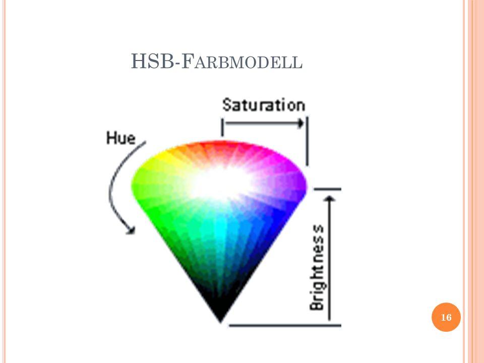 HSB-Farbmodell