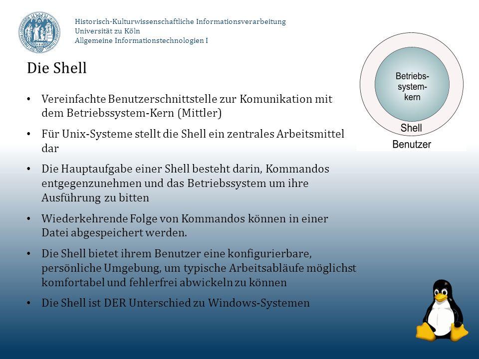 Historisch-Kulturwissenschaftliche Informationsverarbeitung