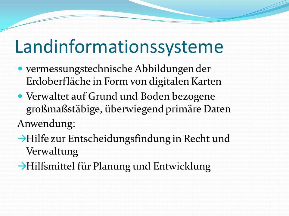 Landinformationssysteme