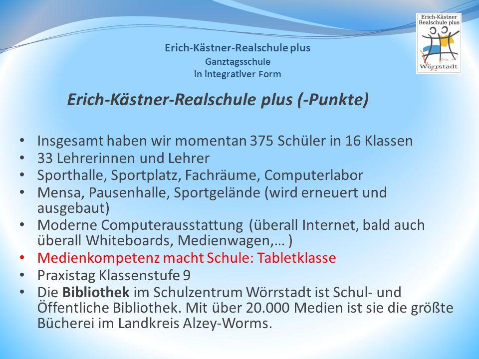 Erich-Kästner-Realschule plus