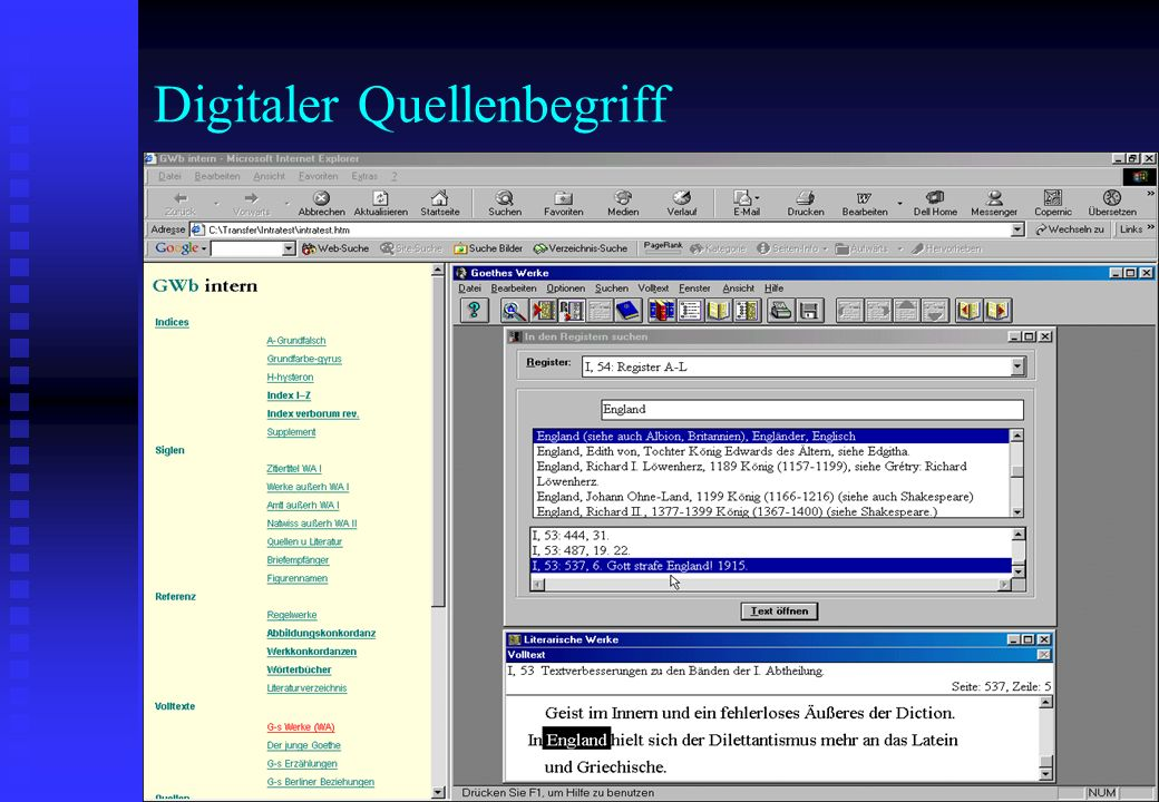 Digitaler Quellenbegriff