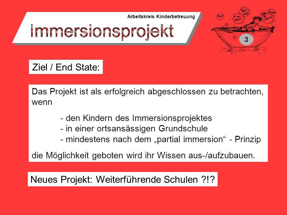 Neues Projekt: Weiterführende Schulen !