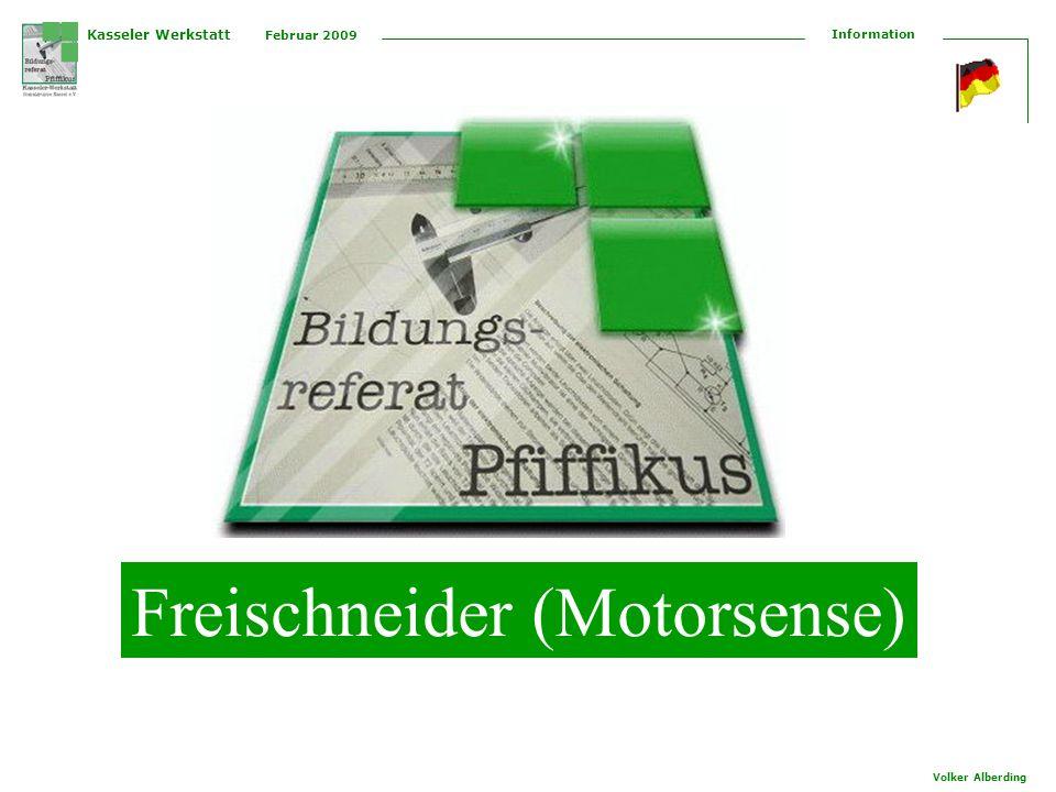 Freischneider (Motorsense)
