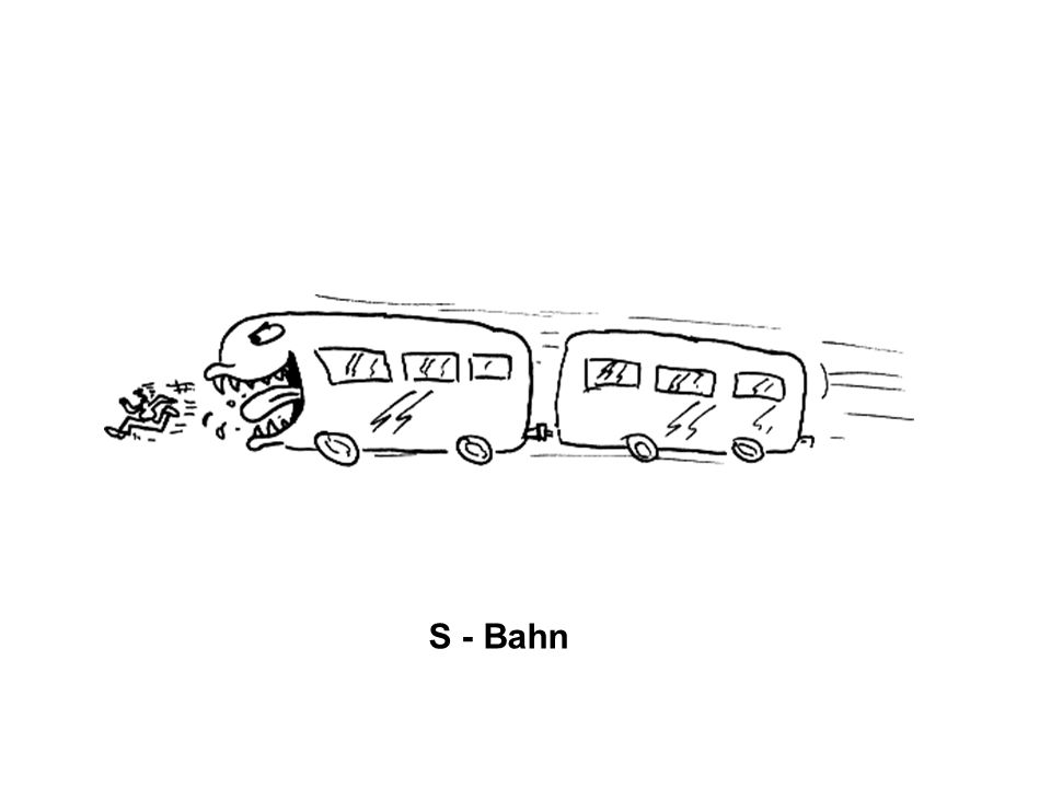 S - Bahn