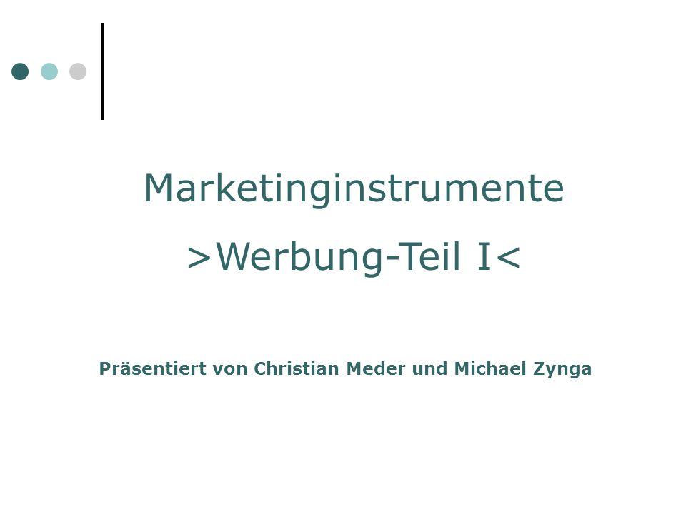 Präsentiert von Christian Meder und Michael Zynga