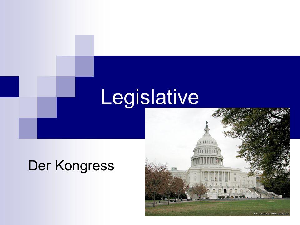 Legislative Der Kongress