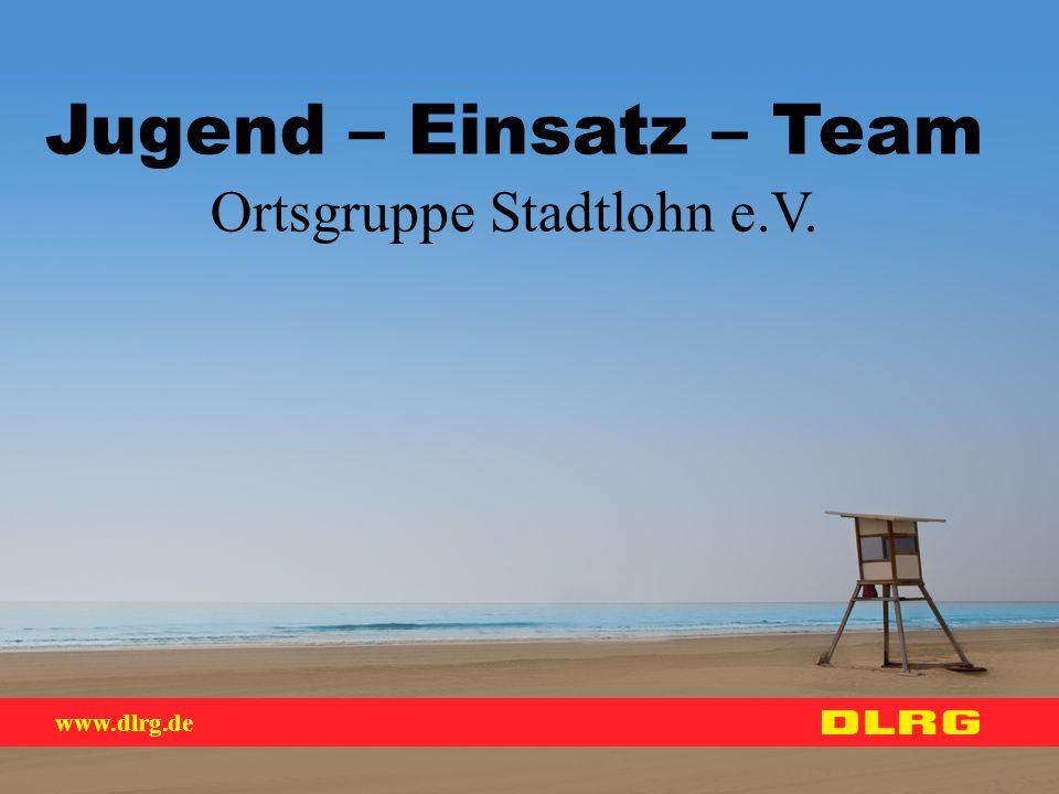 Jugend – Einsatz – Team Ortsgruppe Stadtlohn e.V.