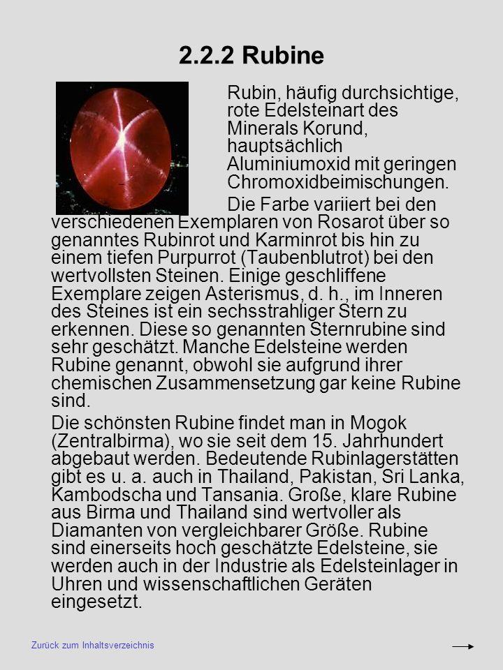 2.2.2 Rubine