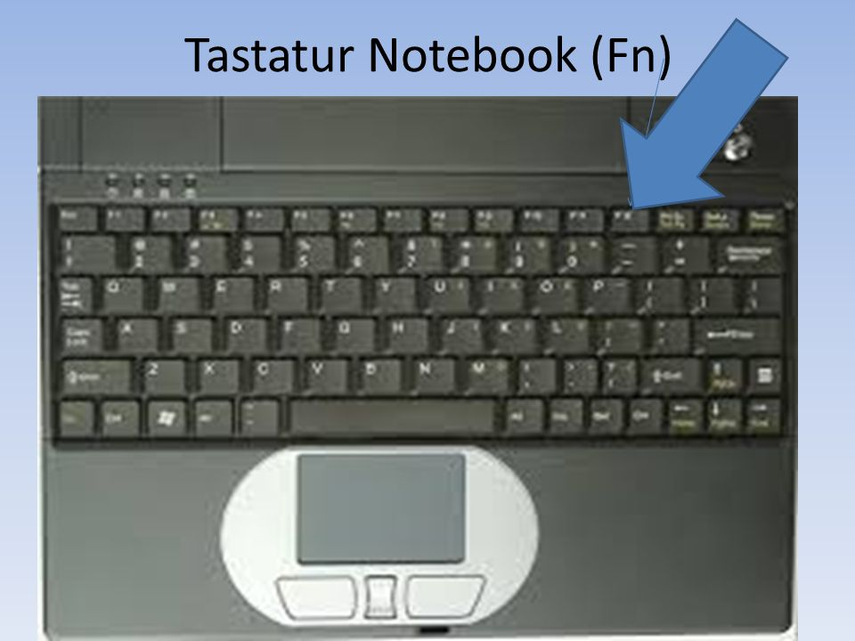 Tastatur Notebook (Fn)