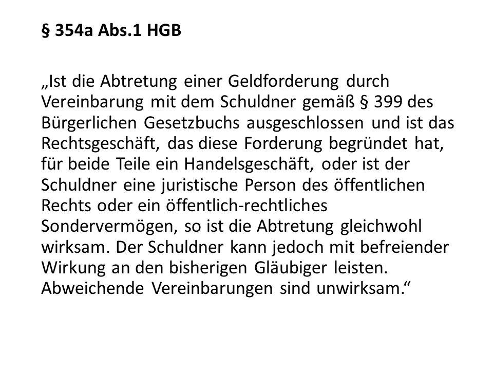 § 354a Abs.1 HGB