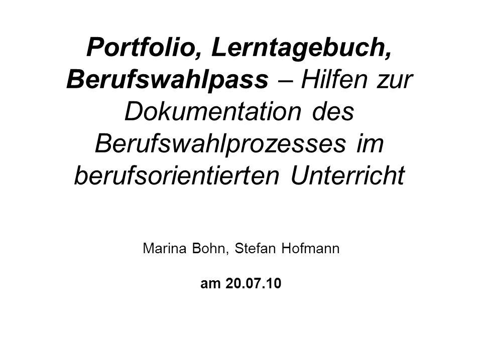 Marina Bohn, Stefan Hofmann am 20.07.10