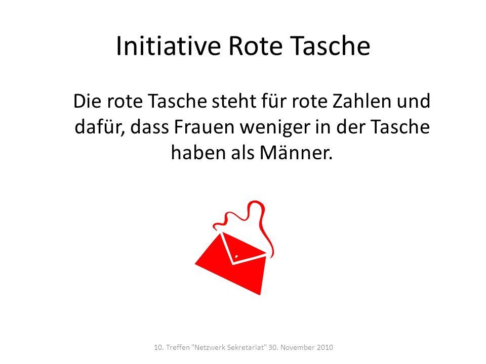 Initiative Rote Tasche