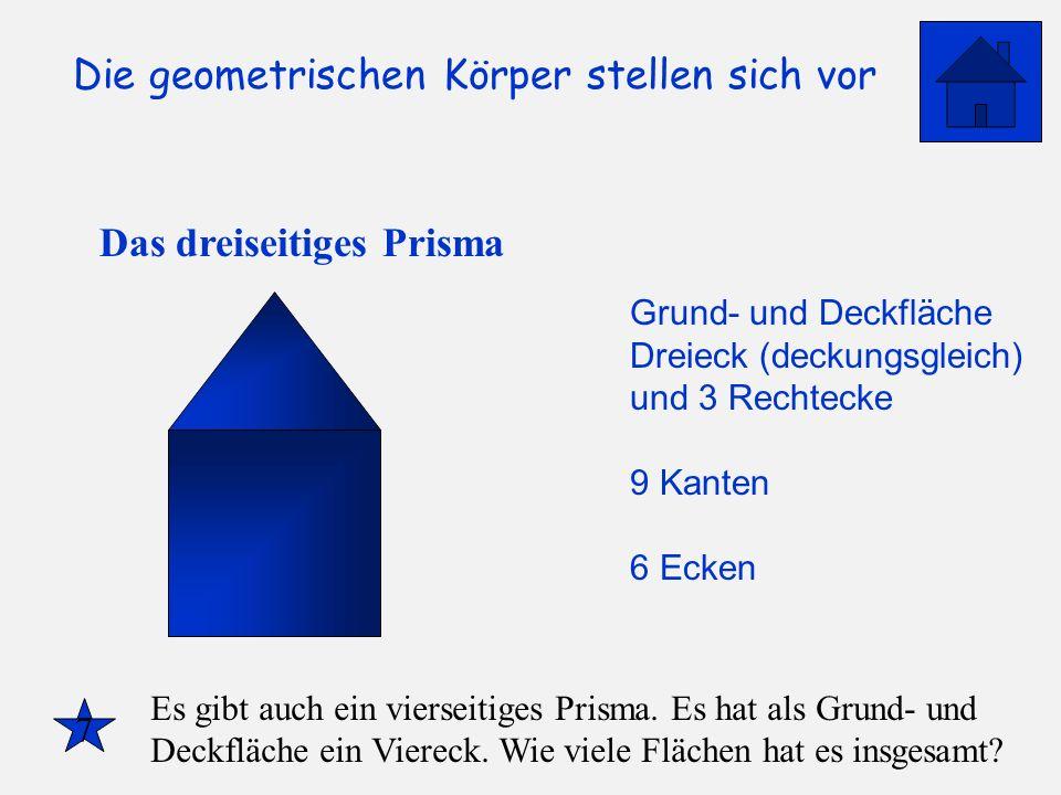 Das dreiseitiges Prisma