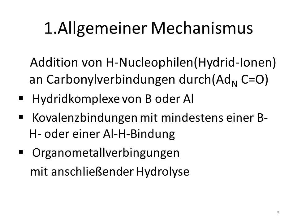 1.Allgemeiner Mechanismus