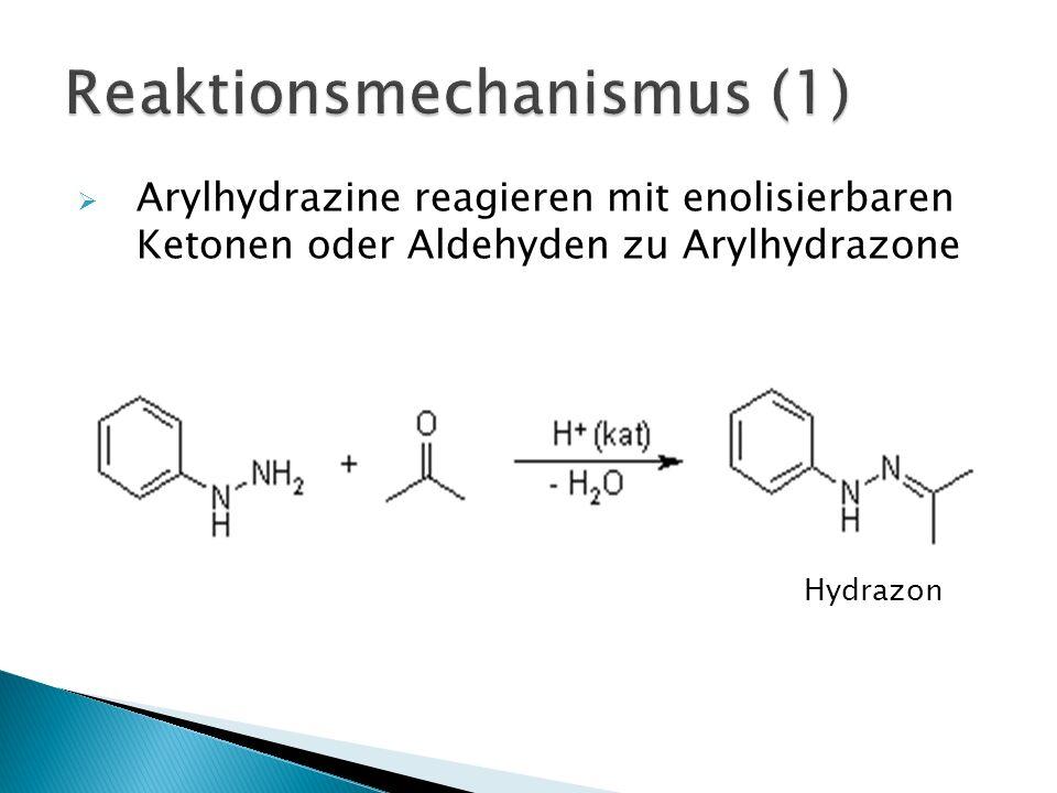 Reaktionsmechanismus (1)