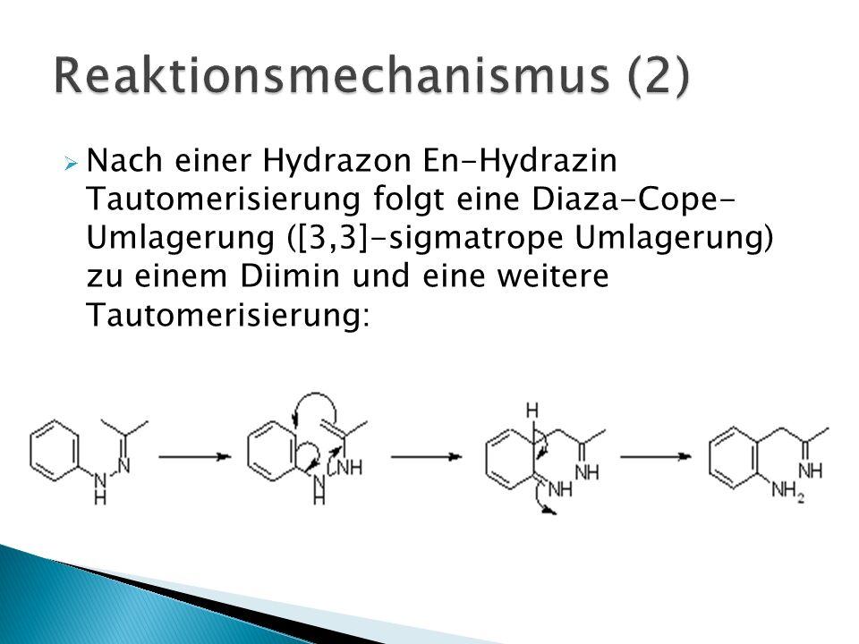 Reaktionsmechanismus (2)