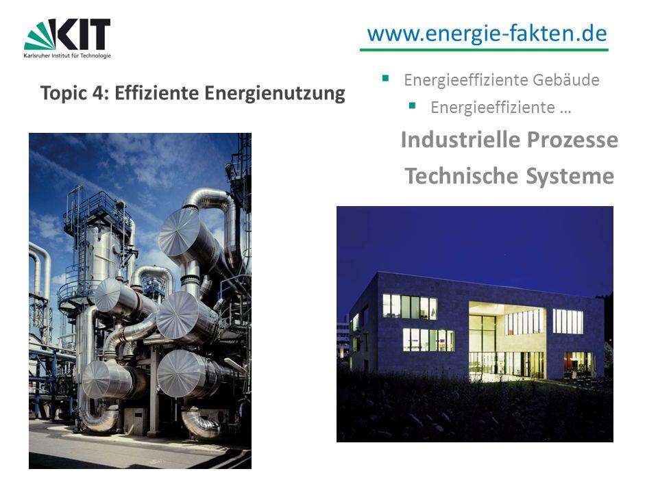 Industrielle Prozesse
