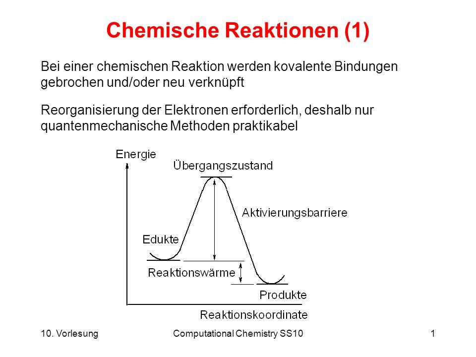 Chemische Reaktionen (1)