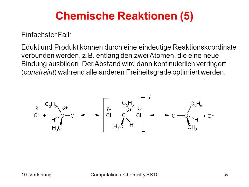 Chemische Reaktionen (5)