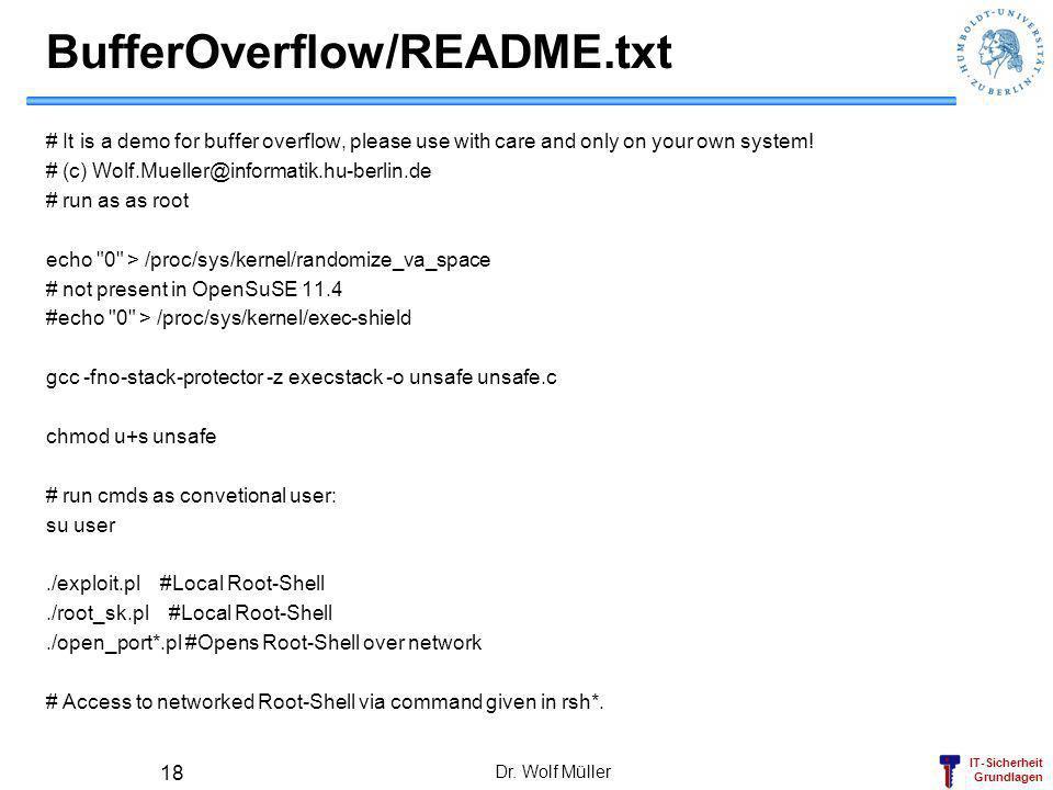 BufferOverflow/README.txt