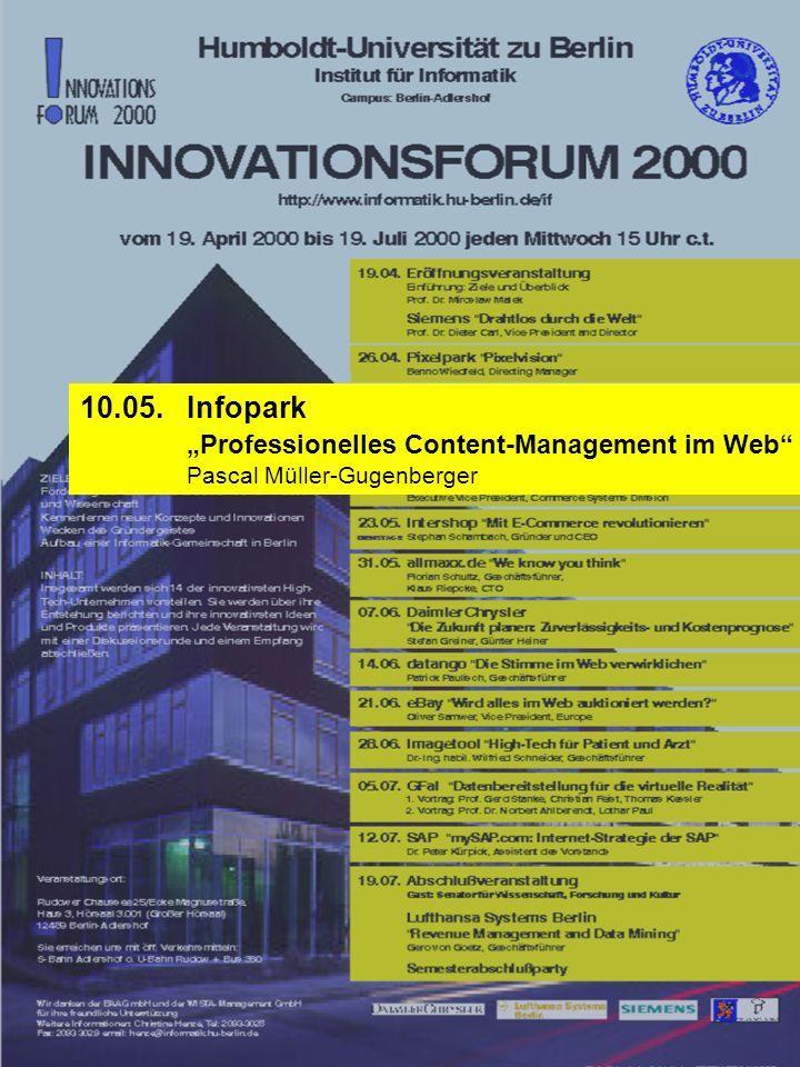 """Professionelles Content-Management im Web"